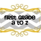 First Grade A to Z