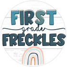 First Grade Freckles