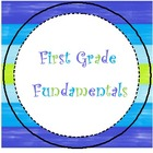 First Grade Fundamentals