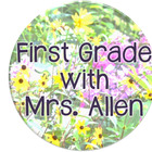 First Grade with Mrs Allen