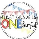 firstgradeisONEderful