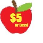 Five Bucks or Less