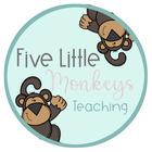FiveLittleMonkeysTeaching
