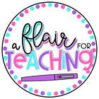 Flair for Teaching