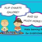 Flip Charts Galore and Much More