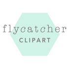 Flycatcher Clipart