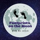 Footprints on the Moon