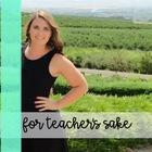 For Teacher's Sake
