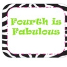 Fourth is Fabulous