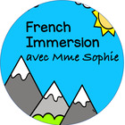 French Immersion avec Mme Sophie