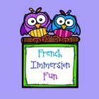 French Immersion Fun