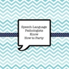 Fricative Party for Speech Pathologists