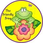 Friendly Frog
