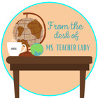 From the desk of Ms Teacher Lady