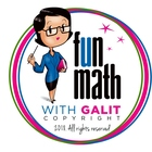FUN MATH WITH GALIT