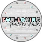 Fun-Loving Fourth Grade- Kristi Norman