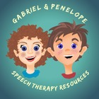 Gabriel and Penelope Speech Therapy Resources
