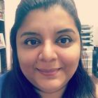 Garza's online bilingual classroom