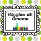 Giggles at Greene
