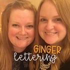 Ginger Lettering