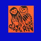 Give a Hoot Art by Hanna