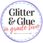 Glitter and Glue in Grade Two
