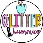 Glitter and Hummus