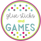 Glue Sticks and Games - Loren Dietrich