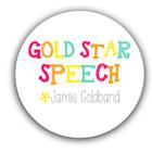 Gold Star Speech