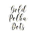 GoldPolkaDots