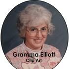 Gramma Elliott - Clip Art