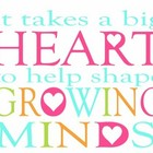 Growing minds growing hearts