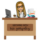 Growing with Ms Gonzalez