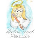 Halos and Pencils