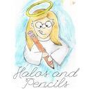 Halos and Pencils