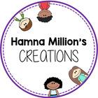 Hamna Million's Creations