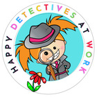 Happy Detectives at Work