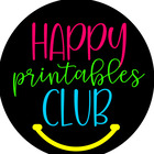Happy Printables Club