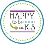 Happy to be in K-3