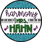 Harmony with Mrs Hahn