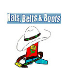 Hats Belts and Boots