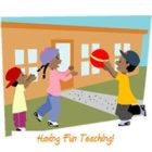 Having Fun Teaching