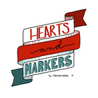 Hearts and Markers