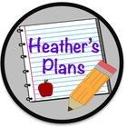 Heather's Plans