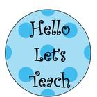Hello Let's Teach