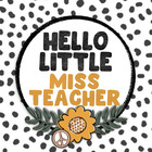 Hello Little Miss Teacher