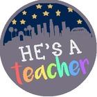 He's a Teacher