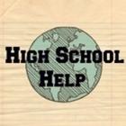 High School Help
