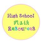High School Math Resources