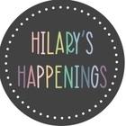 Hilary's Happenings